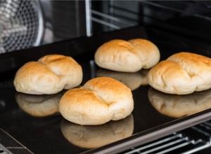 Innnovación: pan con inclusión de cáscara de manzana y de mandarina