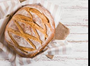 ¡El pan, siempre delicioso y saludable!