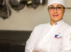 Ana Lebrón obtiene medalla de oro con plato dominicano en Olimpiadas Culinarias IKA
