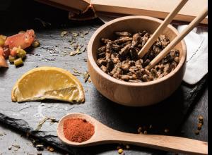 Insectos, la proteína 100% saludable para el ser humano y el medio ambiente