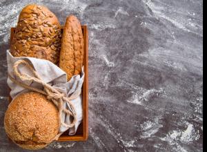 El pan, un ingrediente infaltable en la dieta diaria para la salud