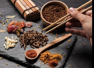 Alternativas gastronómicas, 5 recetas con insectos