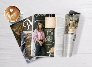 Revista Pan Caliente; ¡la renovación como eje de Inspiración!