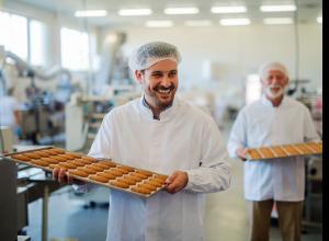Los tres secretos para el éxito de una panadería.