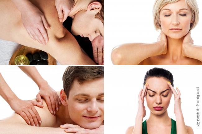 Aprenda a hacer un masaje relajante en casa
