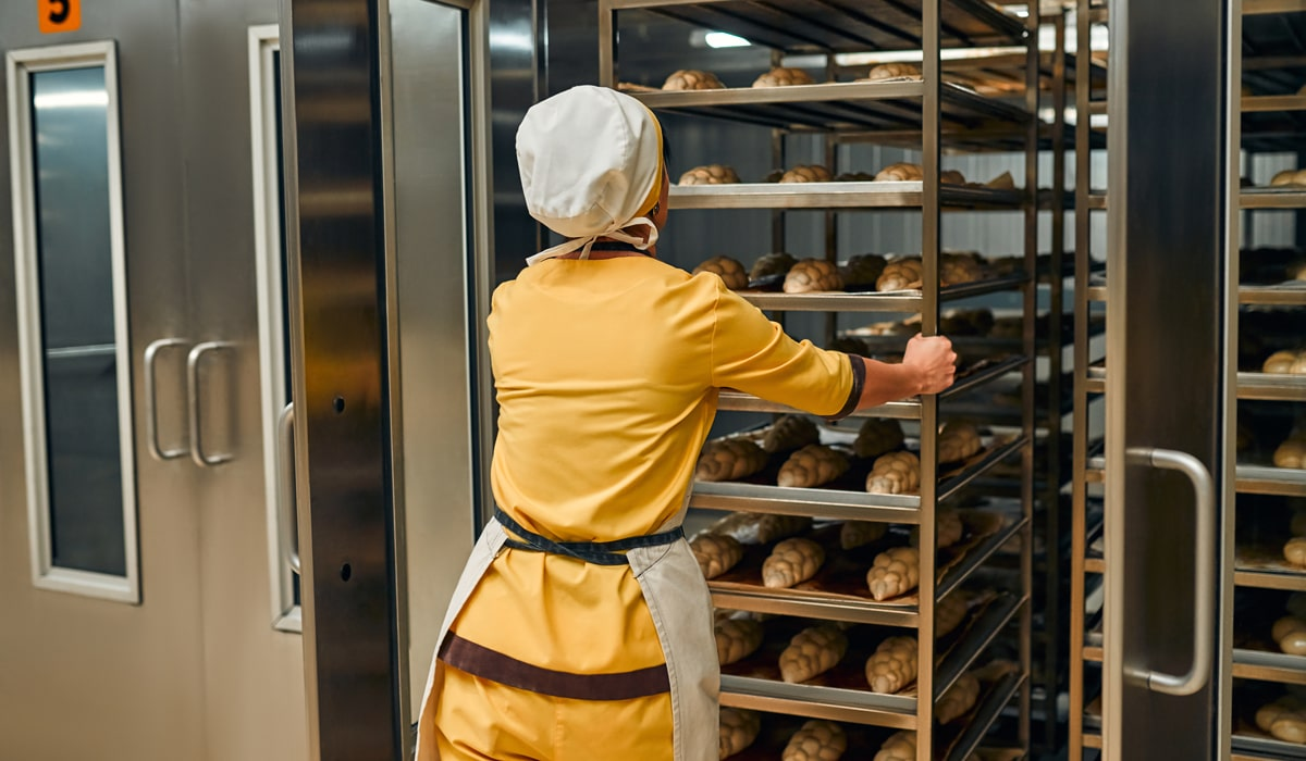 Máquinas necesarias para una panadería de calidad