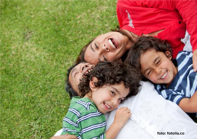 La risa; una terapia saludable