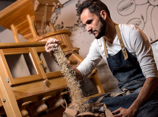 Jordi Morera; la revolución del pan europeo