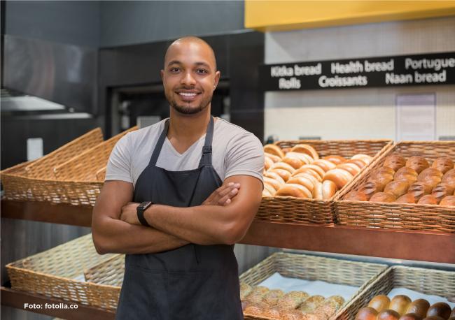 Amor a primera vista; El Marketing visual en la panadería
