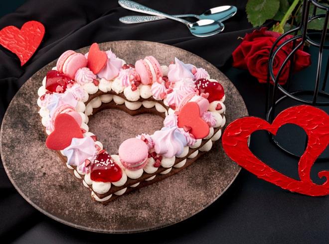 Los mejores postres para la época de San Valentín