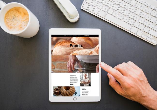 Tips para crear un sitio web exitoso para su panadería