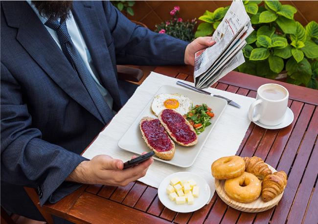 Era digital,  el auge de los negocios gastronómicos