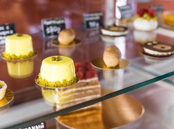 Conozca las pastelerías más famosas del mundo