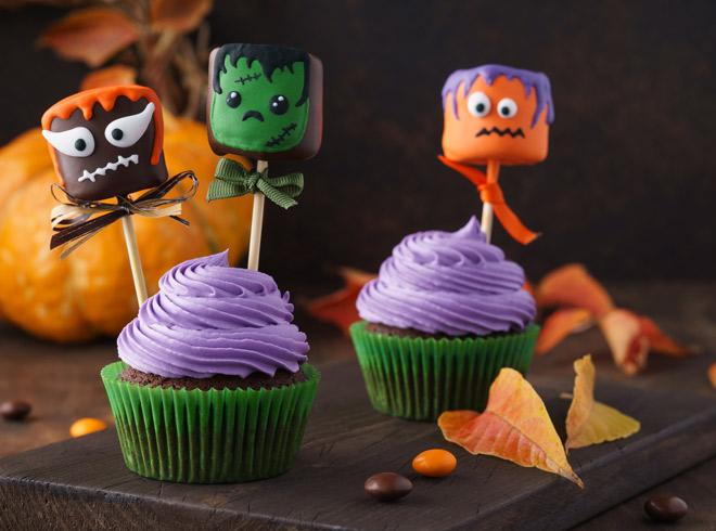Los cuatro postres para la temporada de Halloween